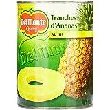 Del Monte Tranches d'Ananas au Jus 560 g