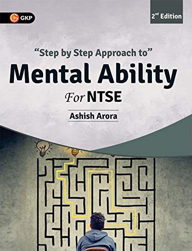 NTSE 2019 - Step by Step Approach to Mental Ability