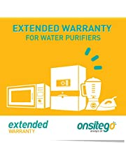 OnsiteGo 2 Years Extended Warranty for Water Purifiers (Rs. 5001 to 10000)