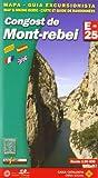 MONT-REBEI (E25) (E-25. Mapas guía excursionistas)