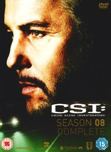 CSI: Crime Scene Investigation Complete Season 8 Box Set [DVD] [2009] by Marg Helgenberger