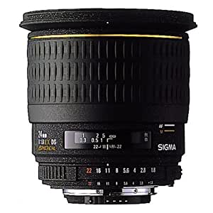 Sigma 24mm f/1.8 EX DG ASP for Pentax Camera