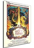 Poster Anime - Locandina Brisby e il segreto di NIMH - Formato (42x30 cm)