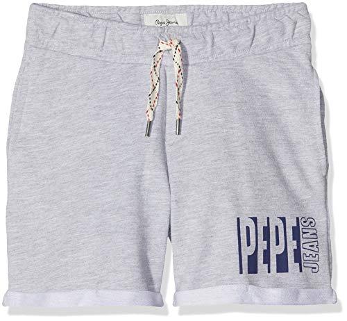 Pepe jeans otto pantaloncini da bagno, grigio (light grey marl 913), 11-12 anni (taglia produttore: 12) bambino