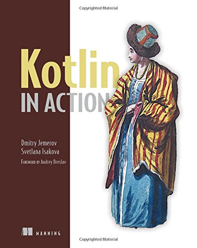 Kotlin in Action por Dmitry Jemerov
