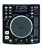 Denon DN-S1200 USB-MIDI DJ-Controller CD-Player USB-MP3