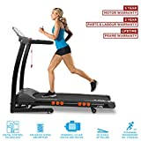 JLL S300 Digital Folding Treadmill, 2018 New Generation Digital 4.5HP Motor, 20 Incline Levels,...