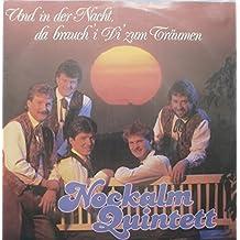 Und in der Nacht, da brauch'i Di zum Träumen / Irgendwann, Irgendwo (KOCH, 1991/92) [Vinyl-Single] [Schallplatte]