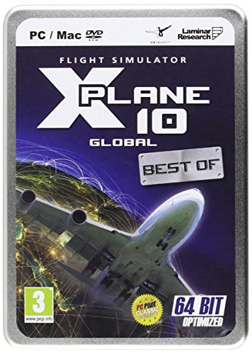X-Plane 10 Global 64 Bit- Best of: Latest Edition