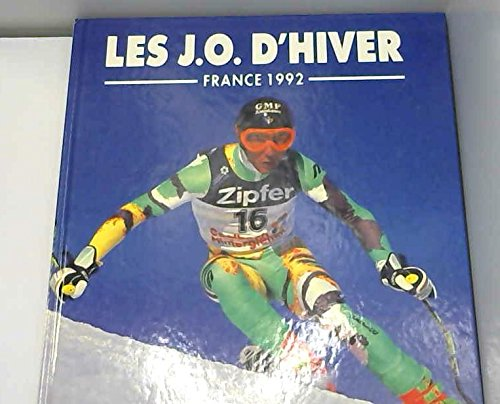 Les J.O. d'hiver, France 1992 par Alain Mercier