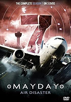 Mayday Air Disaster Complete series 7 (2 DVD set As seen on National Geographic Channel as Air Crash Investigation) [UK Import]