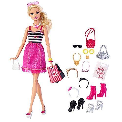 Barbie - Poupée magnifique et ses belles accessoires