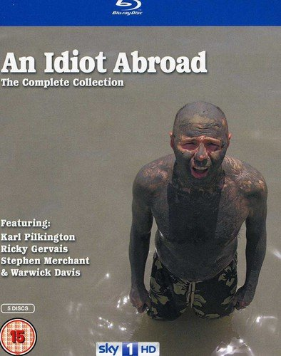 Bild von An Idiot Abroad - Series 1-3 Boxset [Blu-ray] [UK Import]