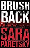 Brush Back by Sara Paretsky front cover