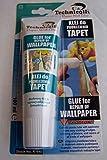Neue TRANSPARENT 1 x 100 ml Klebstoff für Reparatur von Tapeten Papier TECHNICQLL VINYL