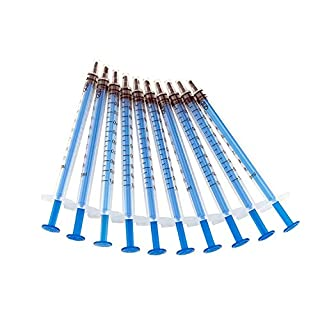 YouHuGu Pack of 10 x 1 ml disposable Industrial Syringes