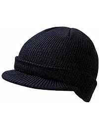 Myrtle beach - Bonnet casquette visière MB7530 - mixte adulte - coloris noir ab3fcb80a5f