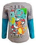 Pokemon-Camisetas-de-manga-larga