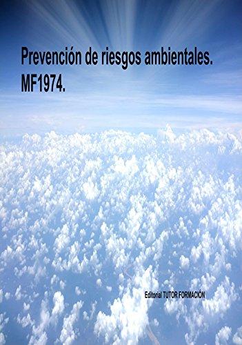 Prevención de riesgos ambientales por Lucía Grijalbo Fernández