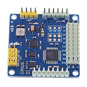 CRIUS MWC MultiWii SE V2.5 Version carte contr?leur 4 axes principal Vol pour Multicopter