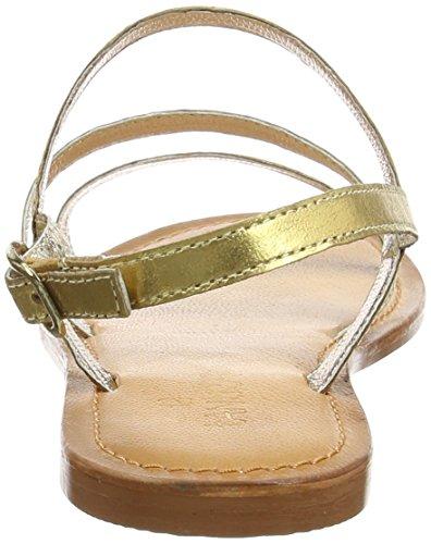 TANTRA - Strap Sandals, Sandali Donna Dorato (Gold)