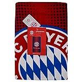 FC Bayern München Strandtuch 75 x 150 cm