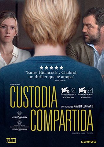 Custodia compartida [DVD]