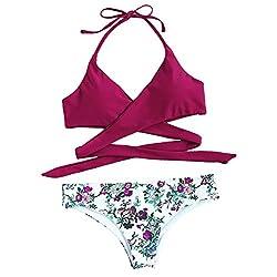 SOLYHUX Mujeres Bikini 2018...