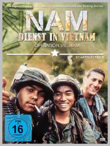 Nam - Dienst in Vietnam Staffel 3, Teil 2 [4 DVDs]
