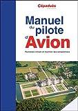 Manuel du pilote d'avion (18e éd.) - le livre seul (PPL et LAPL)