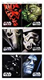 Star Wars 2016 Complete Collection 1-6 UK Limited Edition Steelbooks Blu-ray