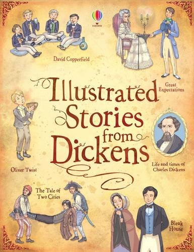 Image result for illustrated charles dickens books