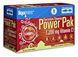 Framboise Trace Minerals Research Concertrace Electrolite Energy Drink 32 Packs - 1200 mg de vitamine C