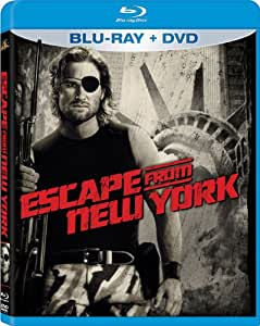 Escape From New York [Blu-ray] [US Import]