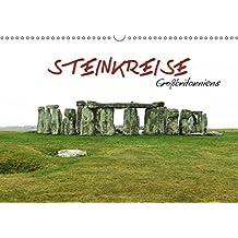 Steinkreise Großbritanniens (Wandkalender 2018 DIN A3 quer): mythische Orte der Besinnung (Monatskalender, 14 Seiten) (CALVENDO Orte) [Kalender] [Apr 01, 2017] ~bwd, k.A.