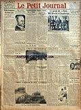 PETIT JOURNAL (LE) [No 22697] du 08/03/1925 - IL FAUT RECOMPENSER LES BRAVES GENS - IL FAUT LES CITER A L'ORDRE DU JOUR DE LA NATION ET PRENDRE SOIN DE LEURS ENFANTS PAR EMILE WILLEME - MORT SUBITE DU PRINCE LVOFF ANCIEN PRESIDENT DU PREMIER GOUVERNEMENT PROVISOIRE RUSSE - LA CHAMBRE ITALIENNE SIEGERA LUNDI SANS LES DEPUTES ANCIENS COMBATTANTS - PARIS LE PAR ANDRE BILLY - CEREMONIE PARISIENNE HIER A TOULON - LES ECUSSONS DE LA VILLE DE PARIS SONT APPOSES SUR UNE TOURELLE DU CUIRASSE PARIS - CHA