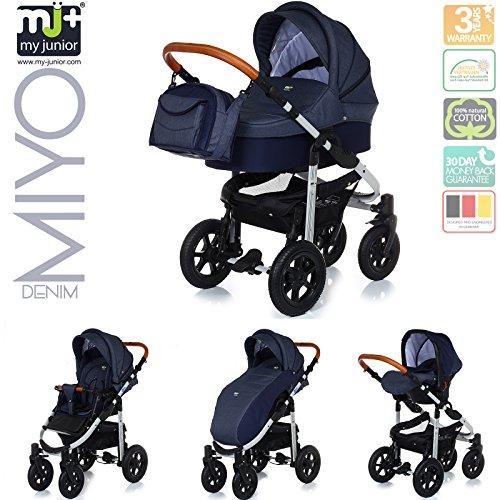 My Junior - My Junior® Miyo Denim Edition - my-junior-miyo-Denim-abstract - Denim Navy