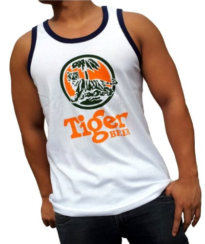 tiger-mens-plain-sleevelessvest-white-white-white-white-xx-large