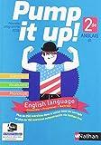 Anglais Pump It Up! A2  B1 - cahier élève (nouveau programme 2019)