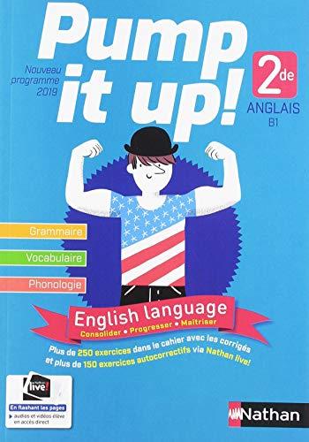 Anglais Pump It Up! A2 > B1 - cahier élève (nouveau programme 2019)
