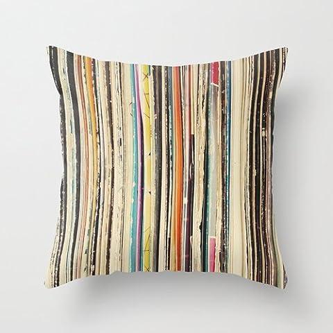 artistdecor 40,6x 40,6cm/40da 40cm Euro Style cuscino casi, ogni lato decorazione e regalo per sedia, divano, per ragazze, casa, padre, Sedia a sdraio