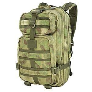 Condor - Sac a dos Compact Assault camouflage A-TACS FG