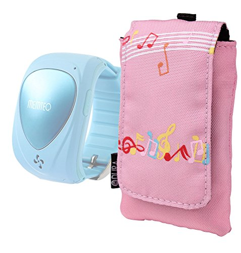 Duragadget custodia / borsa di rosa per cegno | vorcool | agptek w6 | q50 gps | gps arbuyshop | nilox bodyguard | swiss smart watch zug | austec | finerolls | g65 - design divertente