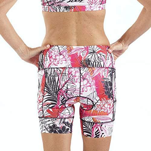 Zoot Damen Triathlonhose W LTD Tri 6 Inch Short - Ali'I M
