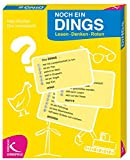Noch ein DINGS: Lesen - Denken - Raten