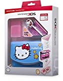 "Nintendo 3DS - Zubehör-Set ""Essential Hello Kitty"" Blau (3DS/DSi)"