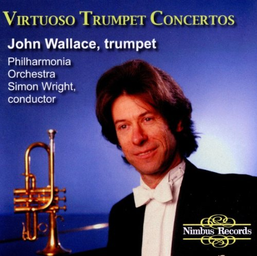 Virtuoso Trumpet Concertos -