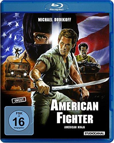 American Fighter - Uncut [Blu-ray]