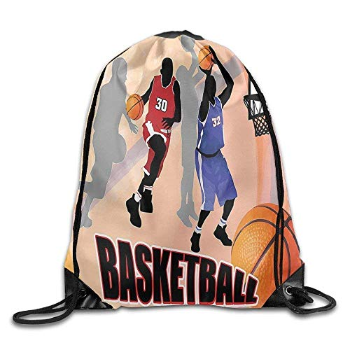 Ocaohuahuaba Drawstring Gym Bag