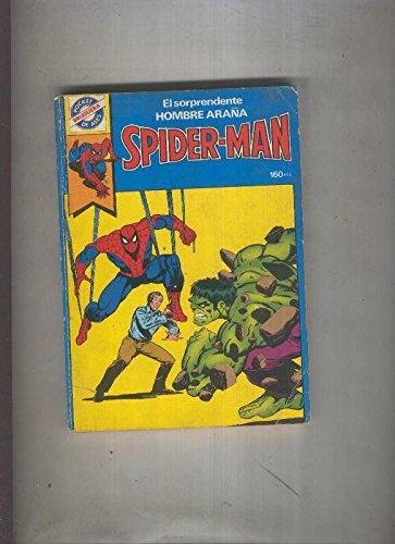 Pocket de Ases numero 09: Spiderman (numerado 1 en trasera)